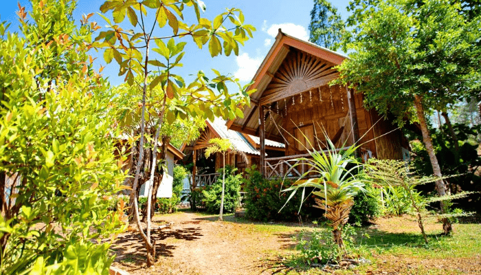 Hotel Ok Chawkoh Bungalow