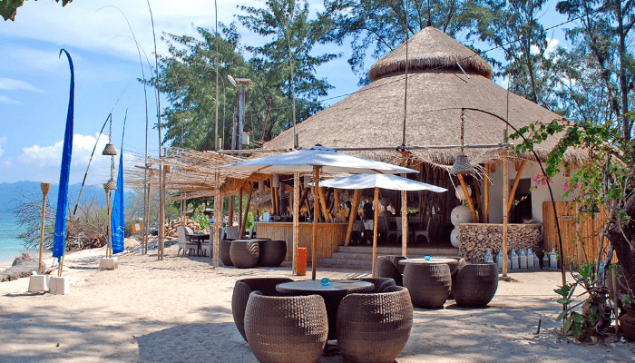 The Gili Air Beach Club