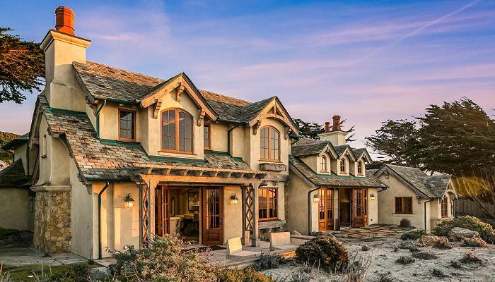 Pebble Beach Manor