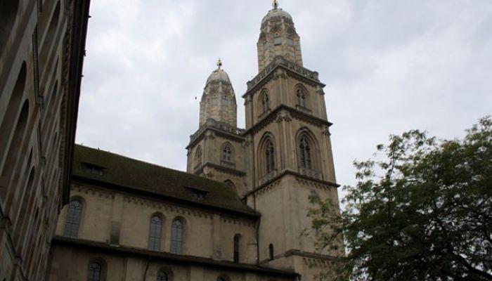 Grossmünster (Gran Iglesia de monasterio)