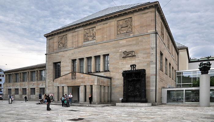 Kunsthaus Zürich (Museo de Bellas Artes)