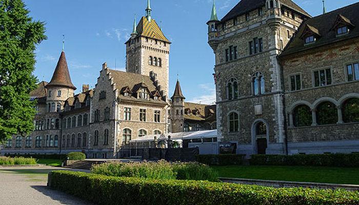 Schweizerisches Landesmuseum (Museo Nacional Suizo)