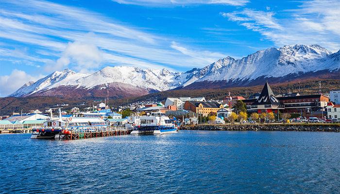 Ushuaia: el fin del mundo