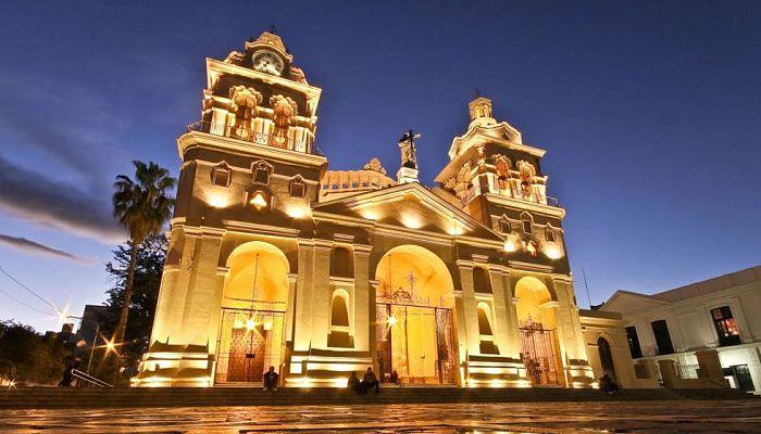 Catedral histórica de Córdoba