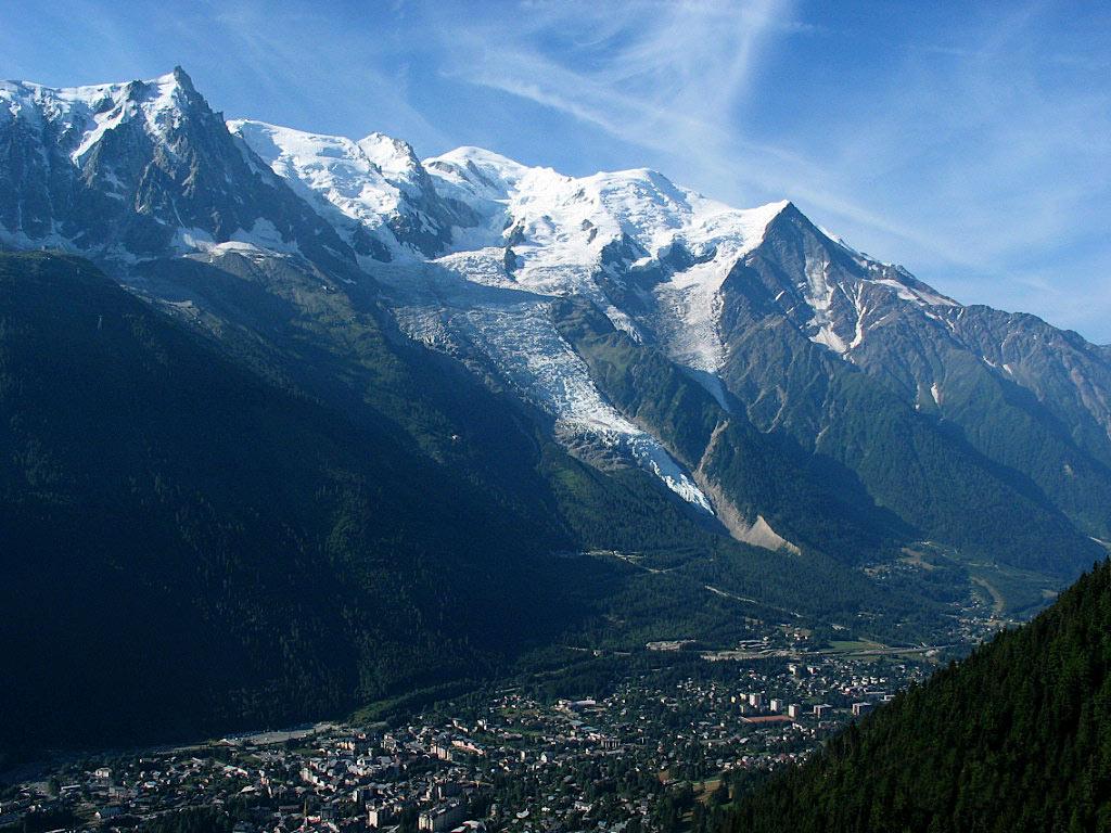 Chamonix- Francia