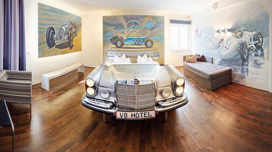 Hoteles más extraños de Europa