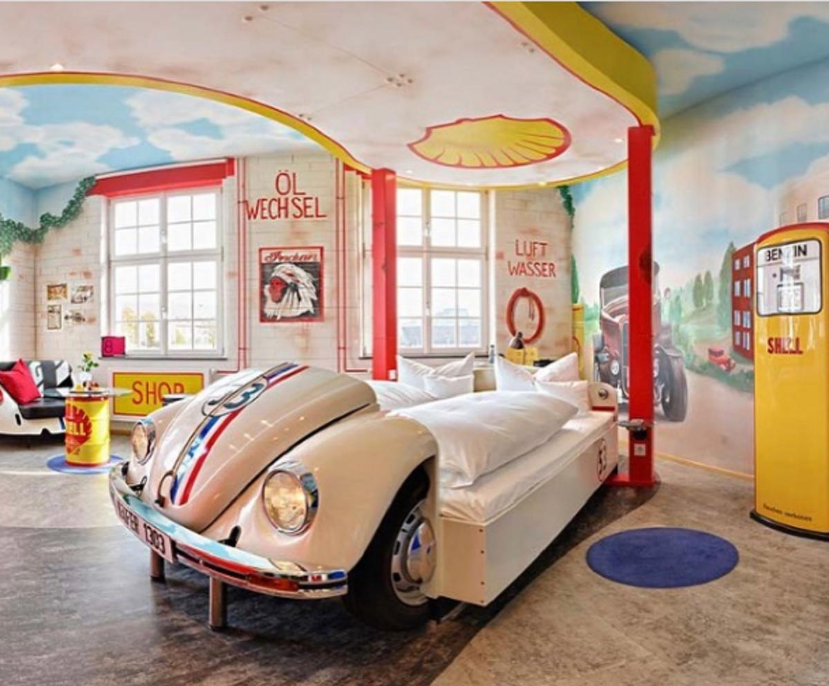 Hoteles más extraños en Europa