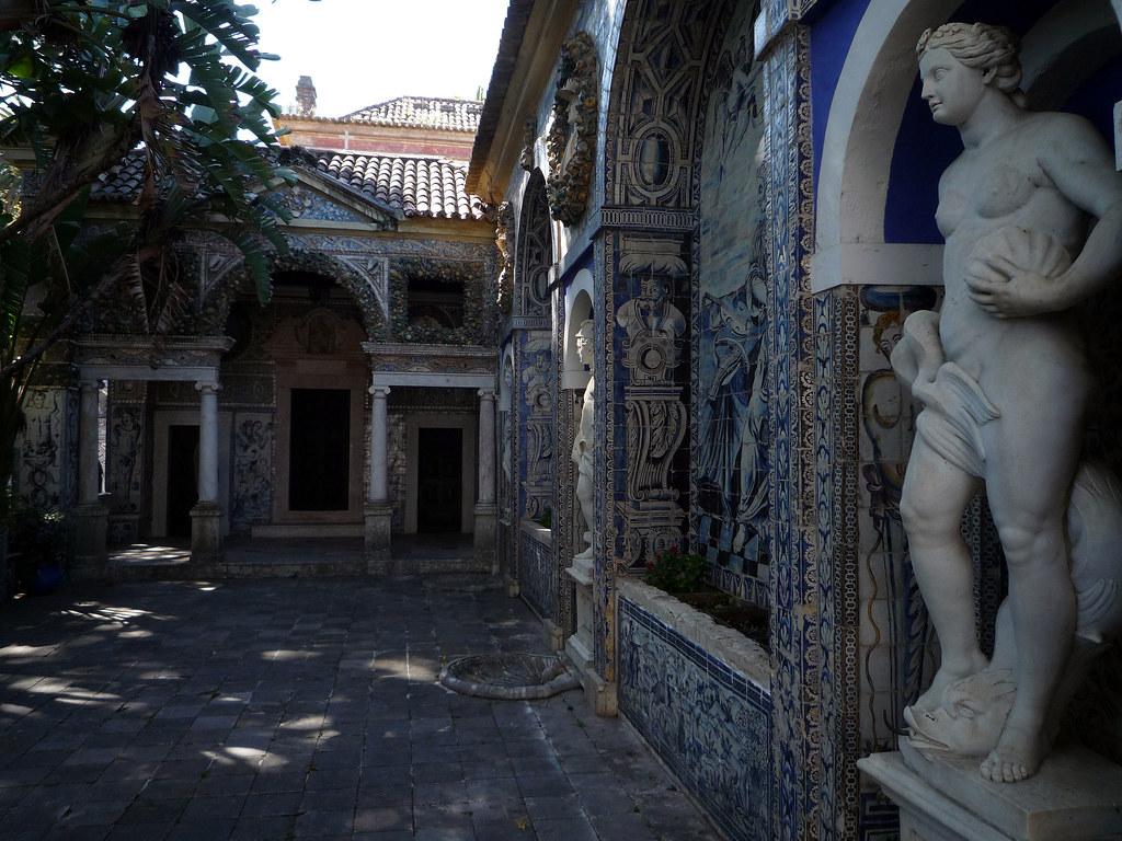 JARDÍN DEL PALACIO DE LOS MARQUESES DE FRONTEIRA