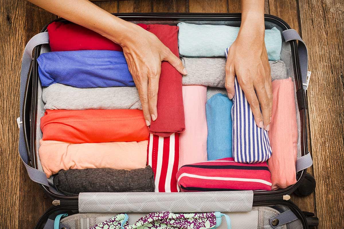 onsejos para organizar tu maleta