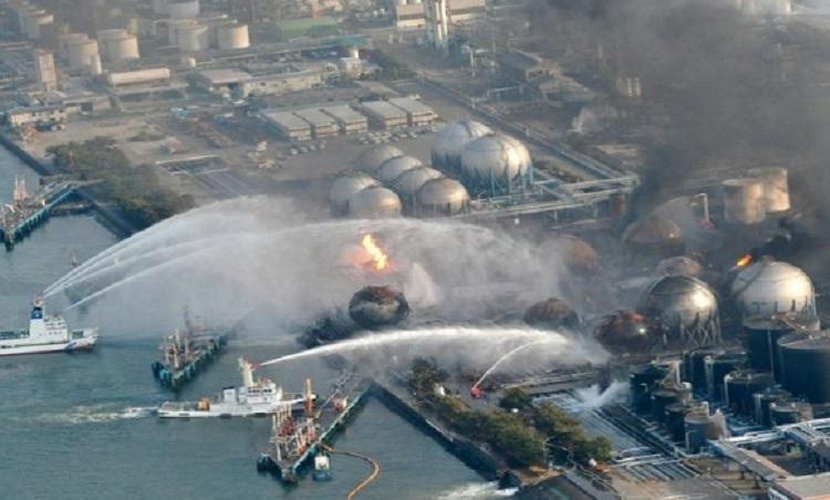 Central nuclear Fukushima I