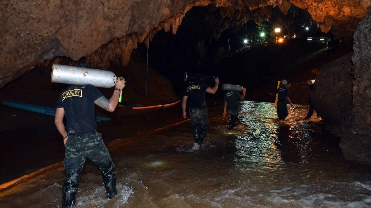 Cueva Tham Luang (Parque Luang-Khun Nam Nang Non)
